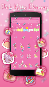 screenshot of Pink Princess Kitty version 1.1.15
