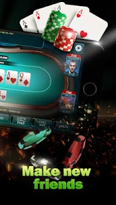 screenshot of Live Poker Tables–Texas holdem and Omaha version 5.2.5