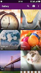 screenshot of Best Gallery - Photo Manager, Smart Gallery, Album version 2.0.9