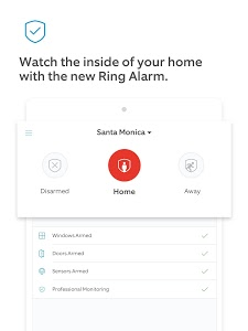 screenshot of Ring - Always Home version 3.10.2