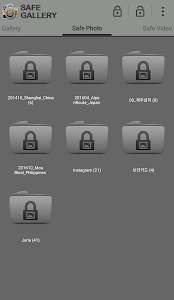 screenshot of Safe Gallery (Media Lock) version 5.4.2