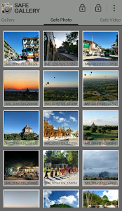 screenshot of Safe Gallery (Media Lock) version 5.5.0