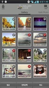 screenshot of Safe Gallery Free (Media Lock) version 4.2.3