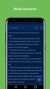 screenshot of Santa Biblia Gratis - Biblia Reina-Valera 1909 version 1.7.3