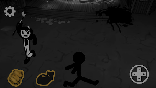screenshot of Scary Bendy : Horror Ink Machine version 5.5