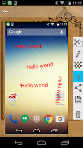 screenshot of Screenshot version 1.0.6