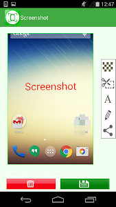 screenshot of Screenshot version 1.2.23