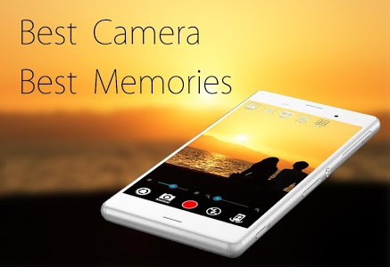 screenshot of Silent Camera [High Quality] version 6.5.0