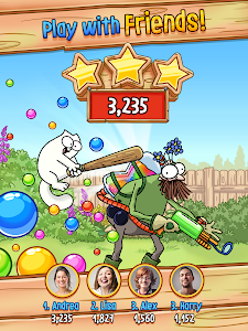 screenshot of Simon's Cat - Pop Time version 1.15.1