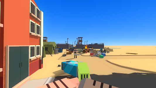 screenshot of Simple Sandbox version 1.1.0