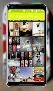 screenshot of Skateboards Wallpaper version 1.3