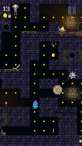 screenshot of Skruta: A Dark Twisted Maze version 1.0
