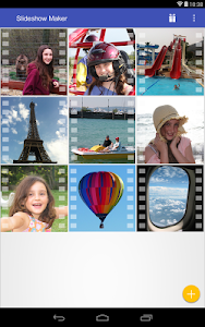 screenshot of Scoompa Video - Slideshow Maker and Video Editor version Varies with device