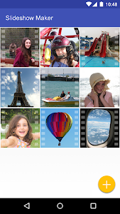 screenshot of Scoompa Video - Slideshow Maker and Video Editor version 24.8