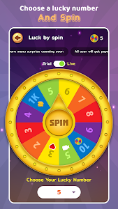 screenshot of Spin ( Luck By Spin 2019 ) version 15.4