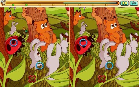 screenshot of Spot The Differences 2 version 1.0.3