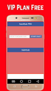 screenshot of Sub4Sub For YouTube - Free Subscriber For Yt version 1.3.0