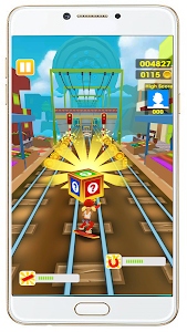 screenshot of Super Subway Surf 3D 2018 version 3.0
