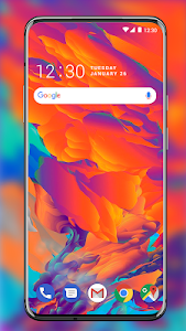 screenshot of SuperB Live Wallpaper version 1.0.7