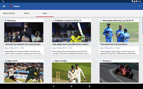 screenshot of SuperSport version 4.5.10
