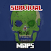 Survival maps for minecraft PE