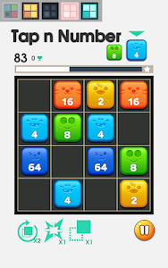 screenshot of Tap n Number version 1.0.4