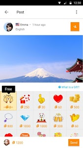 screenshot of Airtripp: Find Foreign Friends version 7.0.3
