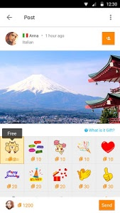 screenshot of Airtripp: Find Foreign Friends version 6.3.0