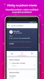 screenshot of Telekom version 15.10.0