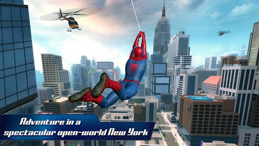 screenshot of The Amazing Spider-Man 2 version Varies with device