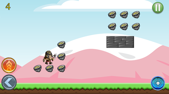 screenshot of The Brave Gladiator version 1.1