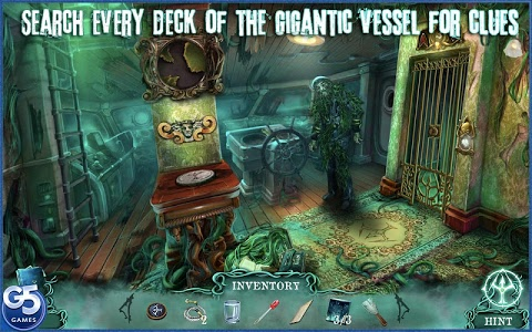 screenshot of The Cursed Ship® version
