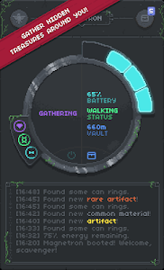 screenshot of The Forage version 0.93