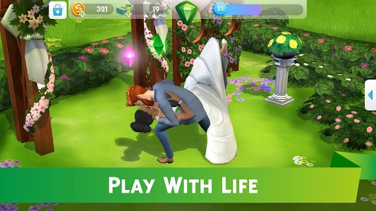 screenshot of The Sims™ Mobile version 14.0.2.266018