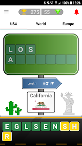 screenshot of Top City Word - Great Word Game version P22