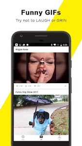 screenshot of TopBuzz Video: Viral Videos, Funny GIFs &TV shows version 3.9.2