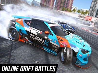 screenshot of Torque Drift version 1.5.4