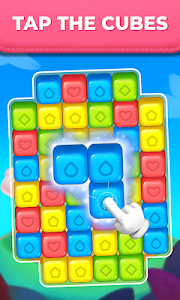 screenshot of Toy Cats Crush - Blast Match 3 Puzzle Games version 2.1