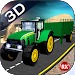 Tractor Sand Transporter 3D