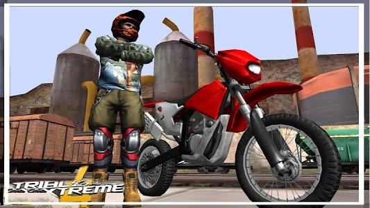 screenshot of Trial Xtreme 4 version 1.5.1