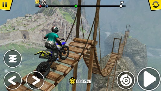 screenshot of Trial Xtreme 4 version 1.9.3