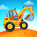 Download Truck games for kids - build a house, car wash 1.0.16 APK