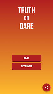 screenshot of Truth Or Dare for Adults & Couples version 1.8.26