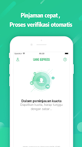 screenshot of Uang Express versi kilat version 1.3.3