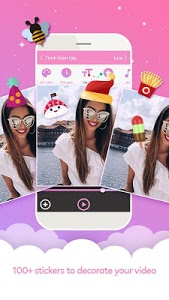 screenshot of Video Maker Photos with Song version 2.0.1