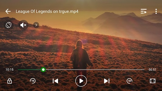 screenshot of Video Player All Format - XPlayer version Varies with device