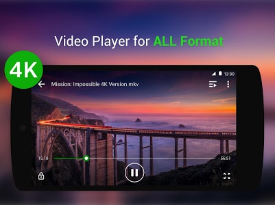 screenshot of Video Player All Format - XPlayer version 2.1.3