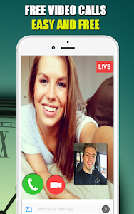 screenshot of Video call chat random roulette version 1.0