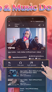 screenshot of Video, mp3, music download and listen 🎧 version 1.0.5
