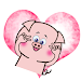 WAStickerApps Father Day Little Fun-Piggy Stickers